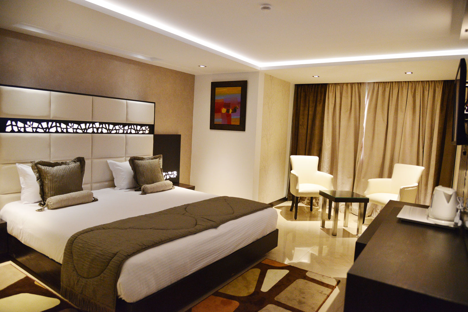 Offres Hotel Samarons Tunis Sejour Et Residence A Tunis